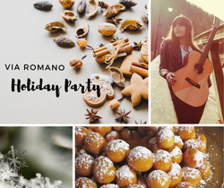 Holiday Party | Dec 6