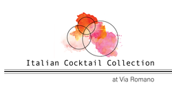 Italian Cocktail Collection | January Launch Party