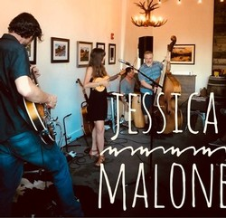 Pizza on the Patio with Jessica Malone, May 25th